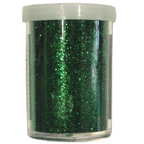 Star Dust Glitter Green