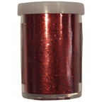 Star Dust Glitter Red