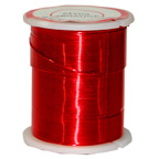 Red 24 Gauge 24 Yards Craft Wire