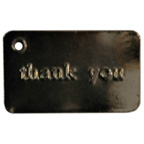 Tag Thank You Embellishment