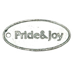 Tag Pride and Joy Embellishment
