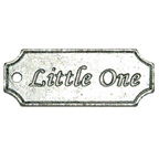 Embellishment Little One Tag