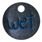 Embellishment Wet Tag