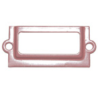 Name Plaque Pink