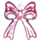 Crystal Bow Pink