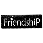Friendship Embellishment