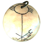Resin Talisman You Will Come To No Harm In Water