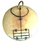Resin Talisman You Will Always Have Success