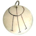 Resin Talisman Attracts Money And Prosperity