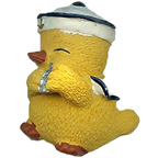 Sailor Duck With Blanket