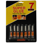 Super Glue 7pc