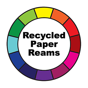 Recycled Paper Reams Artist Sizes