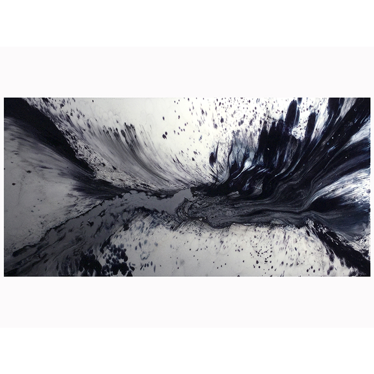 100x200cm Rock On Resin Artwork by artist Jessica Skye Baker