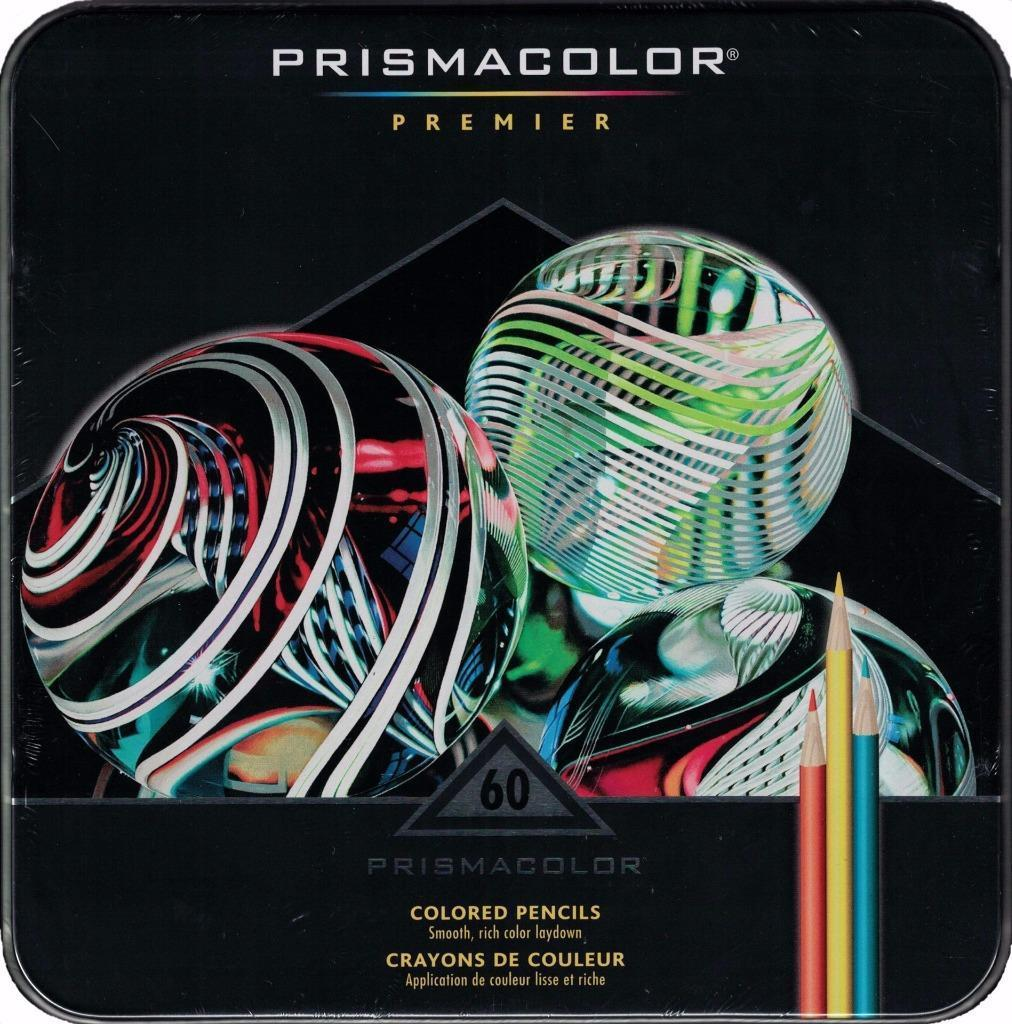 60pc Premier Prismacolor Pencils