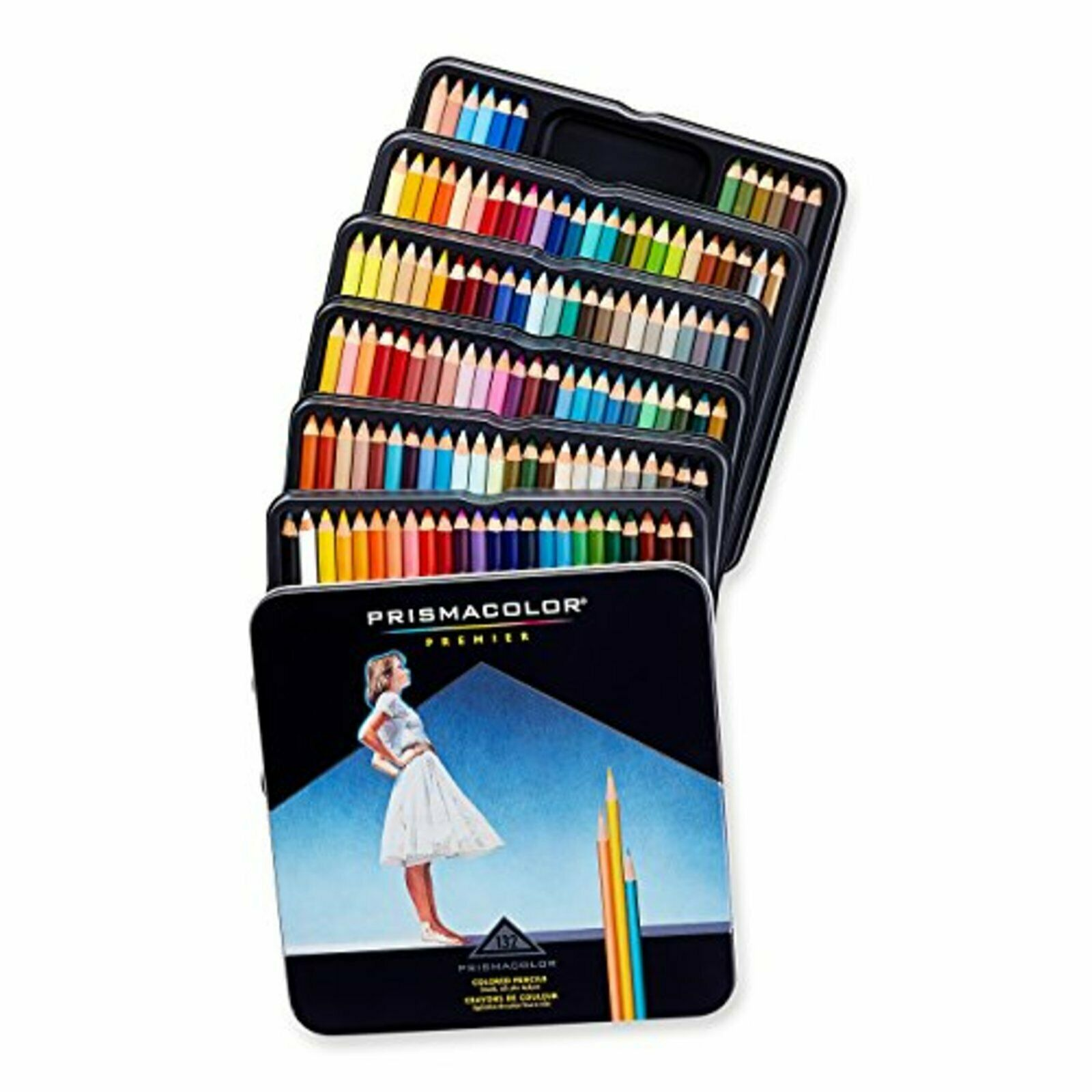 132pc Premier Prismacolor Pencils