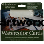 Strathmore Water Colour Greeting Cards