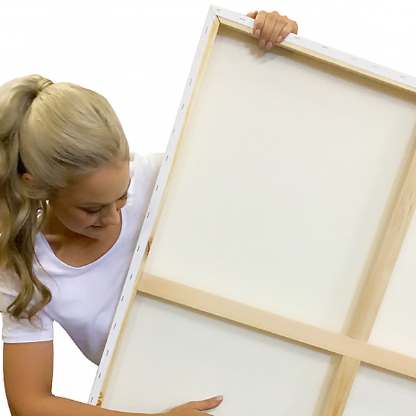 Stretched Canvases