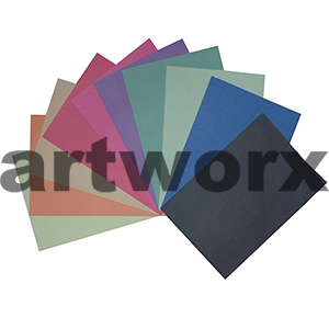 Assorted Coloured 320x510mm Sugar Paper 100 sheets