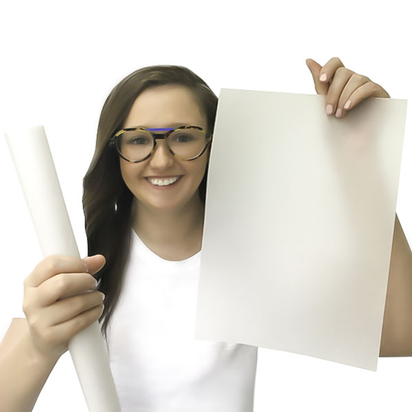 White 110gsm Tracing Paper Sheets